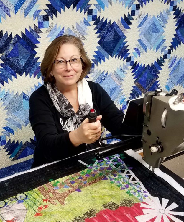 picture of Marcia Wachuta of Craft Sewing & Quilting